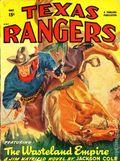 Texas Rangers (1936-1958 Standard) Pulp Vol. 34 #3