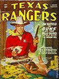 Texas Rangers (1936-1958 Standard) Pulp Vol. 39 #1
