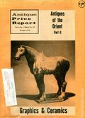 Antique Price Report (1978 Collector's Media Inc.) Vol. 6 #1