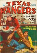 Texas Rangers (1936-1958 Standard) Pulp Vol. 40 #1