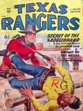 Texas Rangers (1936-1958 Standard) Pulp Vol. 40 #2