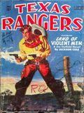 Texas Rangers (1936-1958 Standard) Pulp Vol. 40 #3