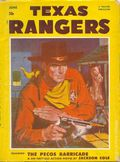 Texas Rangers (1936-1958 Standard) Pulp Vol. 43 #1