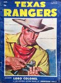 Texas Rangers (1936-1958 Standard) Pulp Vol. 45 #2