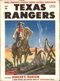 Texas Rangers (1936-1958 Standard) Pulp Vol. 48 #1