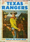 Texas Rangers (1936-1958 Standard) Pulp Vol. 50 #2
