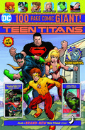DC 100-Page Comic Giant Teen Titans (2018 DC) Walmart Edition 1