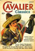 Cavalier Classics (1940 Frank A. Munsey Company) Pulp Vol. 1 #1