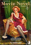 Complete Movie Novel Magazine (1931 Archer Press) Pulp Vol. 1 #1