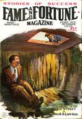 Fame and Fortune Magazine (1928-1929 Street & Smith) Pulp Vol. 24 #1