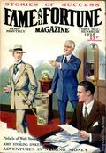 Fame and Fortune Magazine (1928-1929 Street & Smith) Pulp Vol. 24 #5