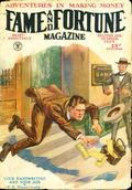 Fame and Fortune Magazine (1928-1929 Street & Smith) Pulp Vol. 25 #2