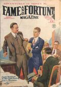 Fame and Fortune Magazine (1928-1929 Street & Smith) Pulp Vol. 25 #3