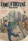 Fame and Fortune Magazine (1928-1929 Street & Smith) Pulp Vol. 25 #6