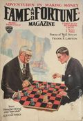 Fame and Fortune Magazine (1928-1929 Street & Smith) Pulp Vol. 26 #3