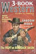 3-Book Western (1957 Atlas) Pulp Vol. 1 #1