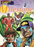 Superman and Batman Magazine Featuring Milestone for kids (1994 DC) 0