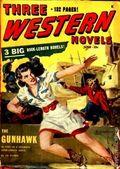 Three Western Novels Magazine (1948-1950 Atlas) Pulp Vol. 1 #1