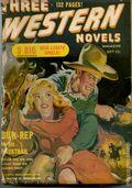 Three Western Novels Magazine (1948-1950 Atlas) Pulp Vol. 1 #2
