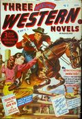 Three Western Novels Magazine (1948-1950 Atlas) Pulp Vol. 1 #9