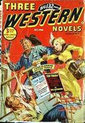 Three Western Novels Magazine (1948-1950 Atlas) Pulp Vol. 1 #10