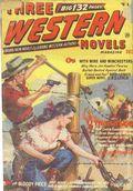 Three Western Novels Magazine (1948-1950 Atlas) Pulp Vol. 2 #1
