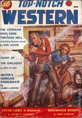 Top-Notch Western (1938-1939 Western Fiction) Pulp Vol. 2 #2