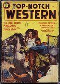 Top-Notch Western (1938-1939 Western Fiction) Pulp Vol. 2 #3