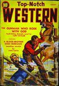 Top-Notch Western (1938-1939 Western Fiction) Pulp Vol. 2 #4