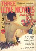 Three Love Novels Magazine (1932-1933 Doubleday) Pulp Vol. 1 #1