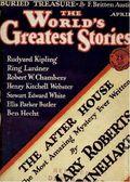 World's Greatest Stories (1929 Macfadden) Pulp Vol. 1 #3