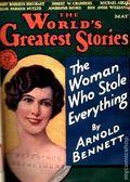 World's Greatest Stories (1929 Macfadden) Pulp Vol. 1 #4