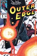 Da Kine Presents: Outer Edge (1995 Da Kine) Catalog 1