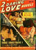 2 Daring Love Novels (1948 Zenith Publishing) Pulp Vol. 1 #2