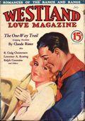 Westland Love Magazine (1931 Crescent) Pulp Vol. 2 #3