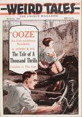 Weird Tales (1923-1954 Popular Fiction) Pulp 1st Series Vol. 1 #1