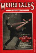 Weird Tales (1923-1954 Popular Fiction) Pulp 1st Series Vol. 1 #2