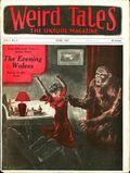 Weird Tales (1923-1954 Popular Fiction) Pulp 1st Series Vol. 1 #4