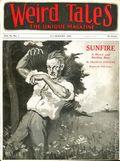 Weird Tales (1923-1954 Popular Fiction) Pulp 1st Series Vol. 2 #1