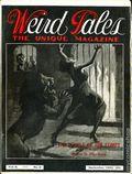 Weird Tales (1923-1954 Popular Fiction) Pulp 1st Series Vol. 2 #2