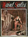 Weird Tales (1923-1954 Popular Fiction) Pulp 1st Series Vol. 2 #4