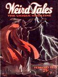 Weird Tales (1923-1954 Popular Fiction) Pulp 1st Series Vol. 3 #2
