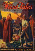 Weird Tales (1923-1954 Popular Fiction) Pulp 1st Series Vol. 5 #1