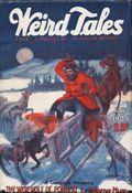 Weird Tales (1923-1954 Popular Fiction) Pulp 1st Series Vol. 6 #1
