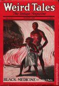 Weird Tales (1923-1954 Popular Fiction) Pulp 1st Series Vol. 6 #2