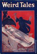 Weird Tales (1923-1954 Popular Fiction) Pulp 1st Series Vol. 6 #3