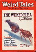 Weird Tales (1923-1954 Popular Fiction) Pulp 1st Series Vol. 6 #4