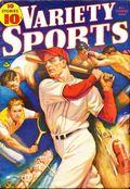 Variety Sports (1938 Ace) Pulp Vol. 1 #1