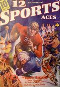 12 Sports Aces (1938-1943 Ace) Pulp Vol. 1 #2