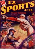 12 Sports Aces (1938-1943 Ace) Pulp Vol. 1 #4